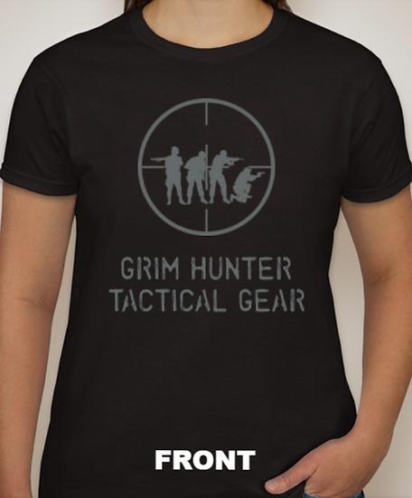Grim Hunter Bad Ass T-shirt
