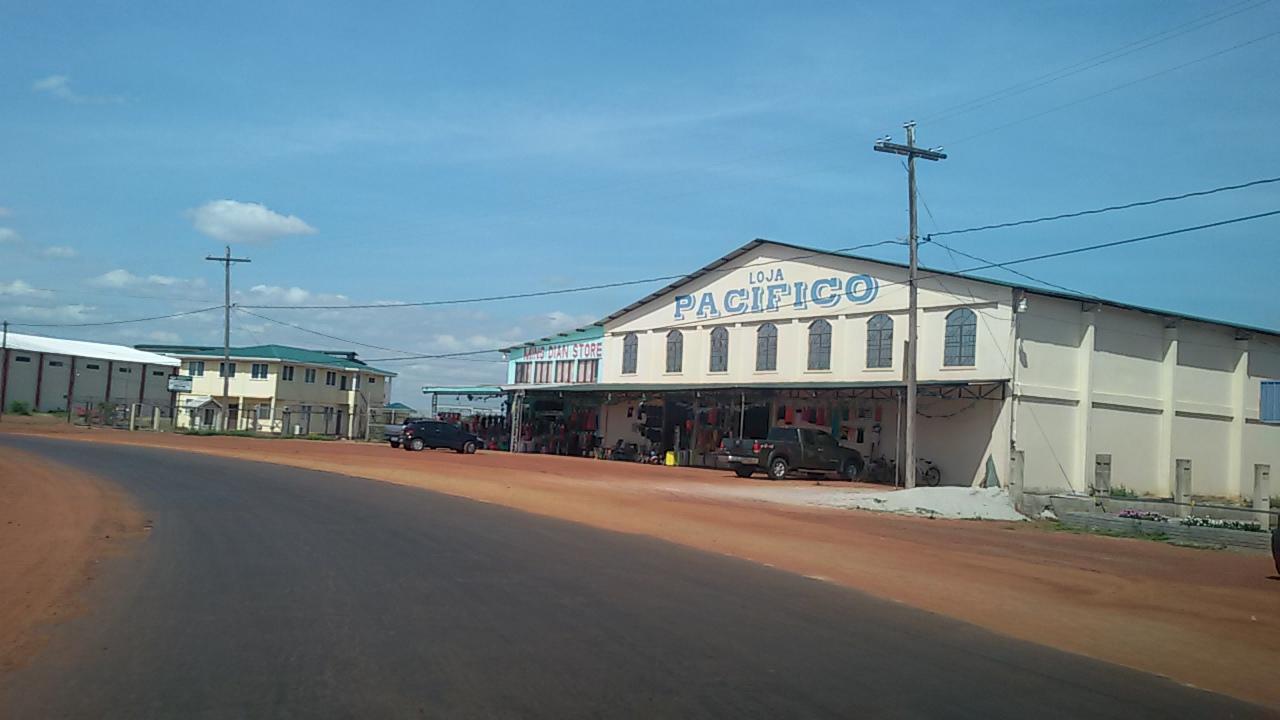 Bonfim Lethem Guiana Buritizal Grosso 33