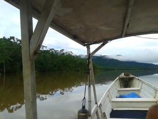 Passeio de Barco à Serra Grande (Sentido Sul)