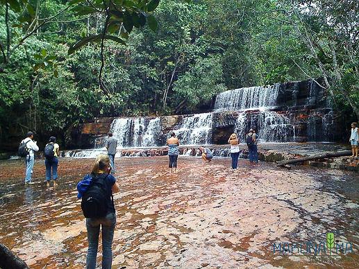 Fronteira Brasil Venezuea Turismo em Ror