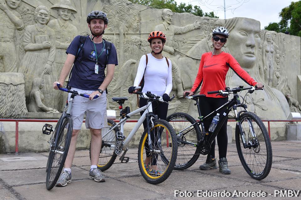 Bike tour Boa Vista