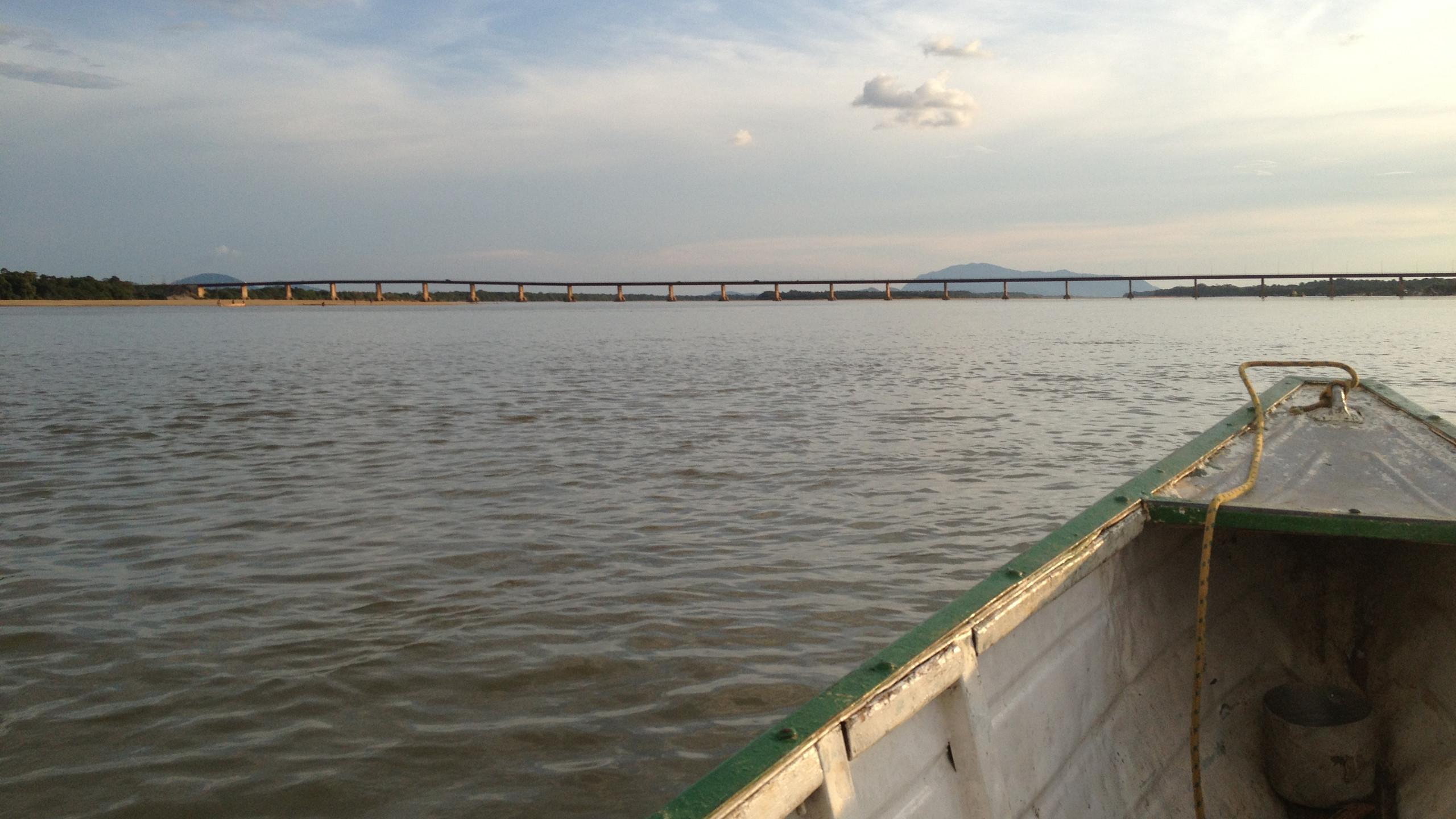 Passeio de barco agua boa de cima Boa Vista Roraima (1)