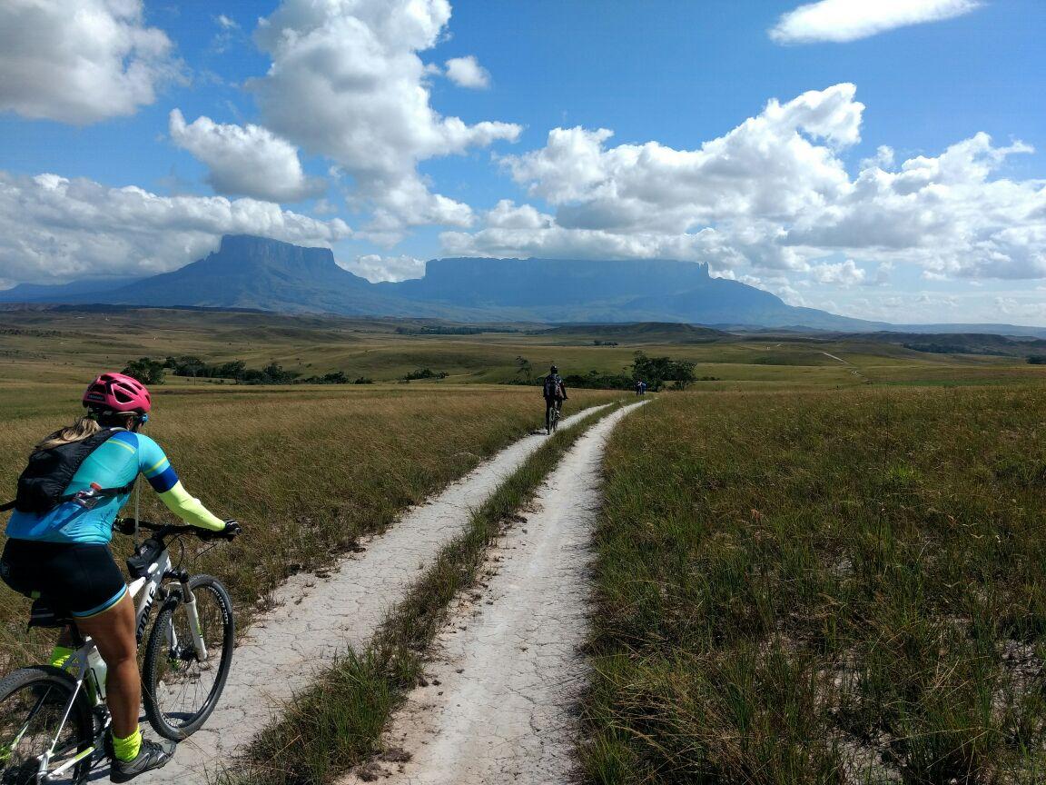 Pedal Monte Roraima 02