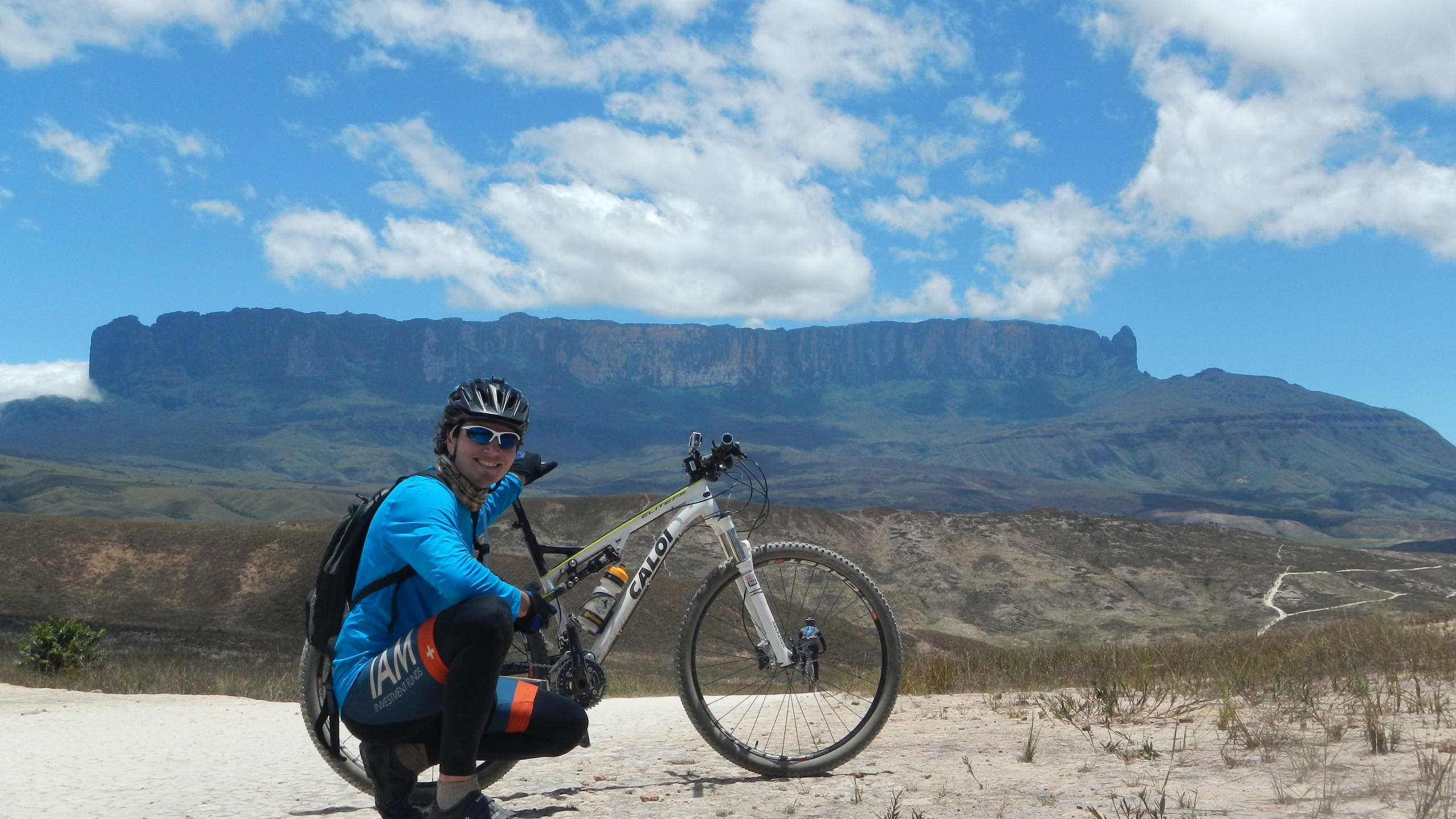 Pedal Monte Roraima 89