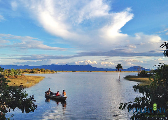Fonteira Brasil Guiana - Roraima turismo