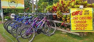 Aluguel de bicicleta Tepequém