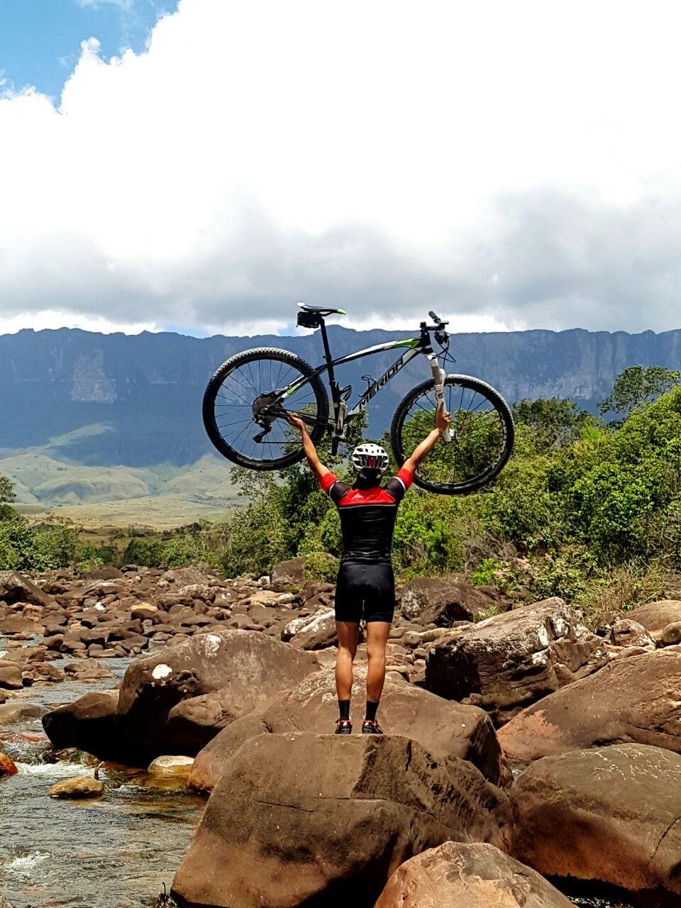 Pedal Monte Roraima 01
