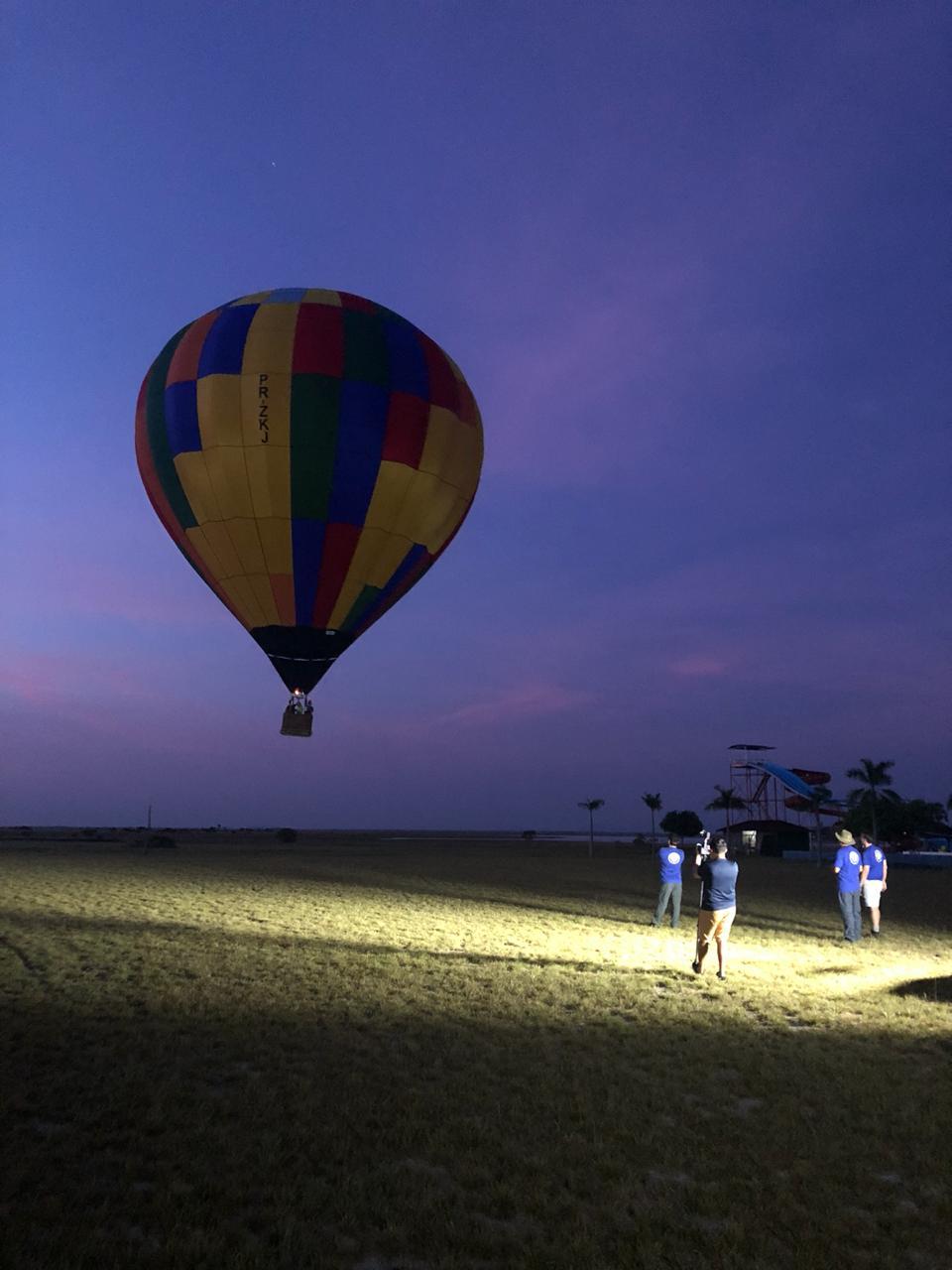 Balão Roraima