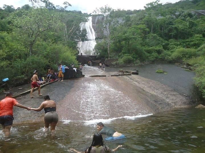 Cachoeira Veu de Noiva 2