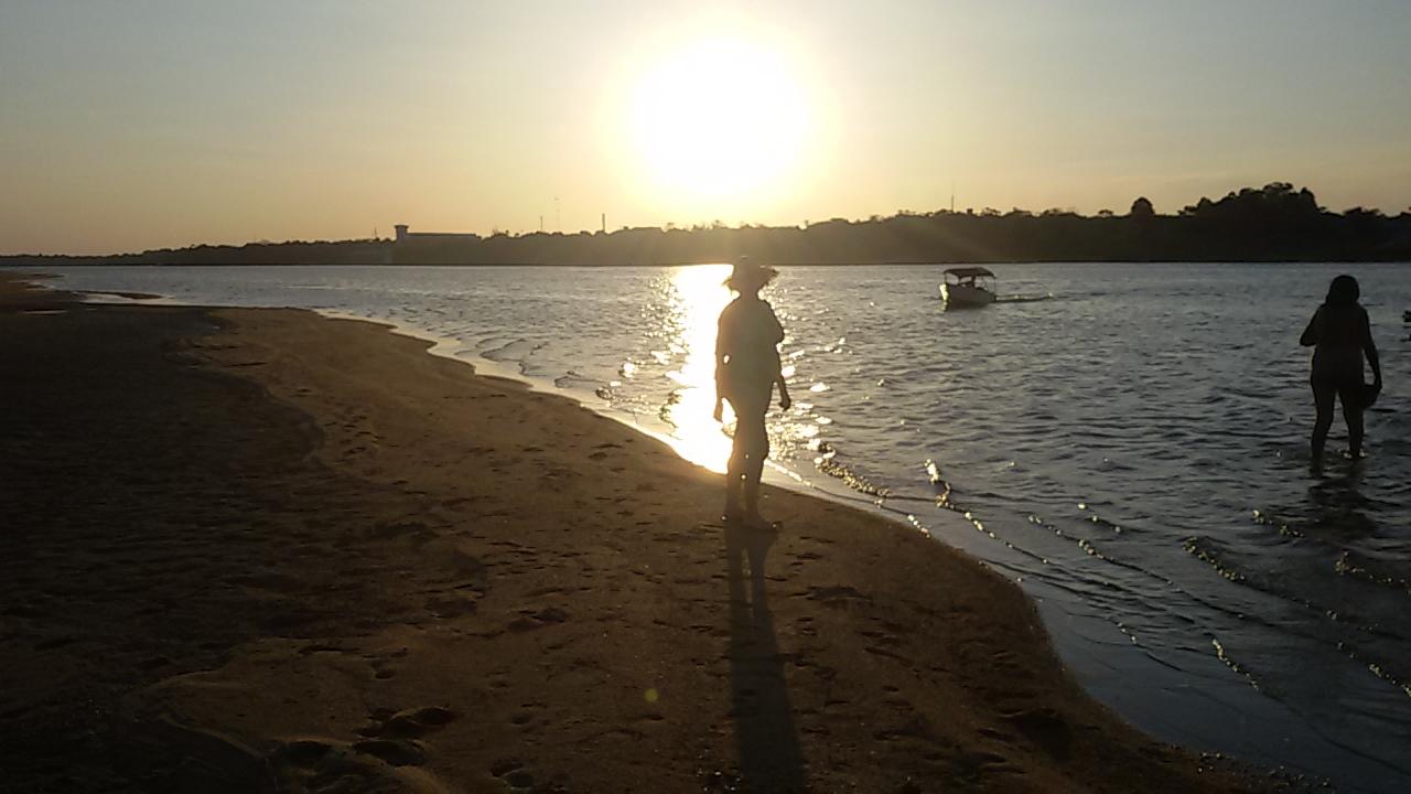 tocatur passeio de barco por do sol Roraima (1)