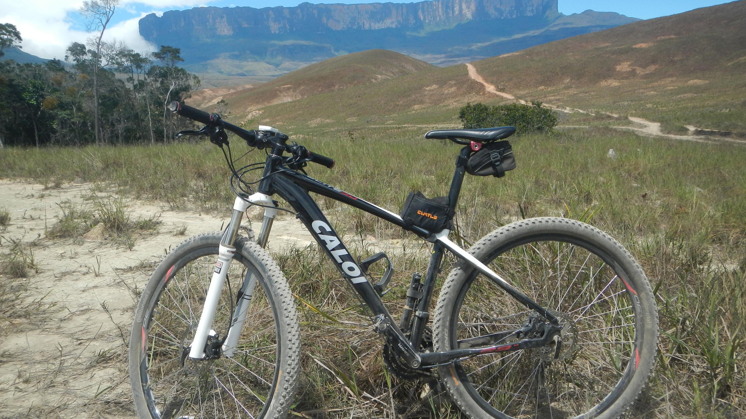 Pedal Monte Roraima