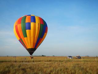 Voo de Balão em Roraima