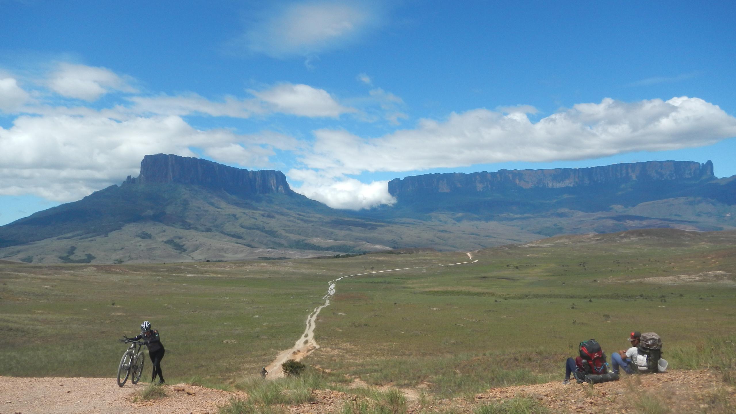 Pedal Monte Roraima 124