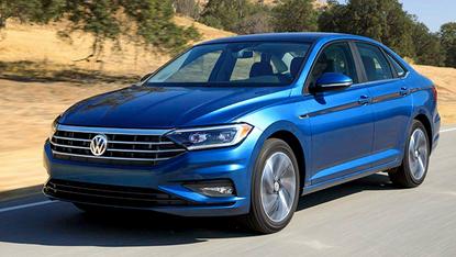 Reprogramação eletrônica: Volkswagen Jetta