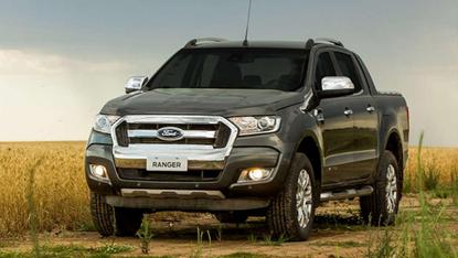 Reprogramação eletrônica: Ford Ranger
