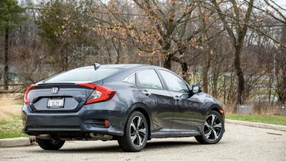 Reprogramação eletrônica: Honda Civic