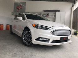 Ford Fusion Ecoboost AWD