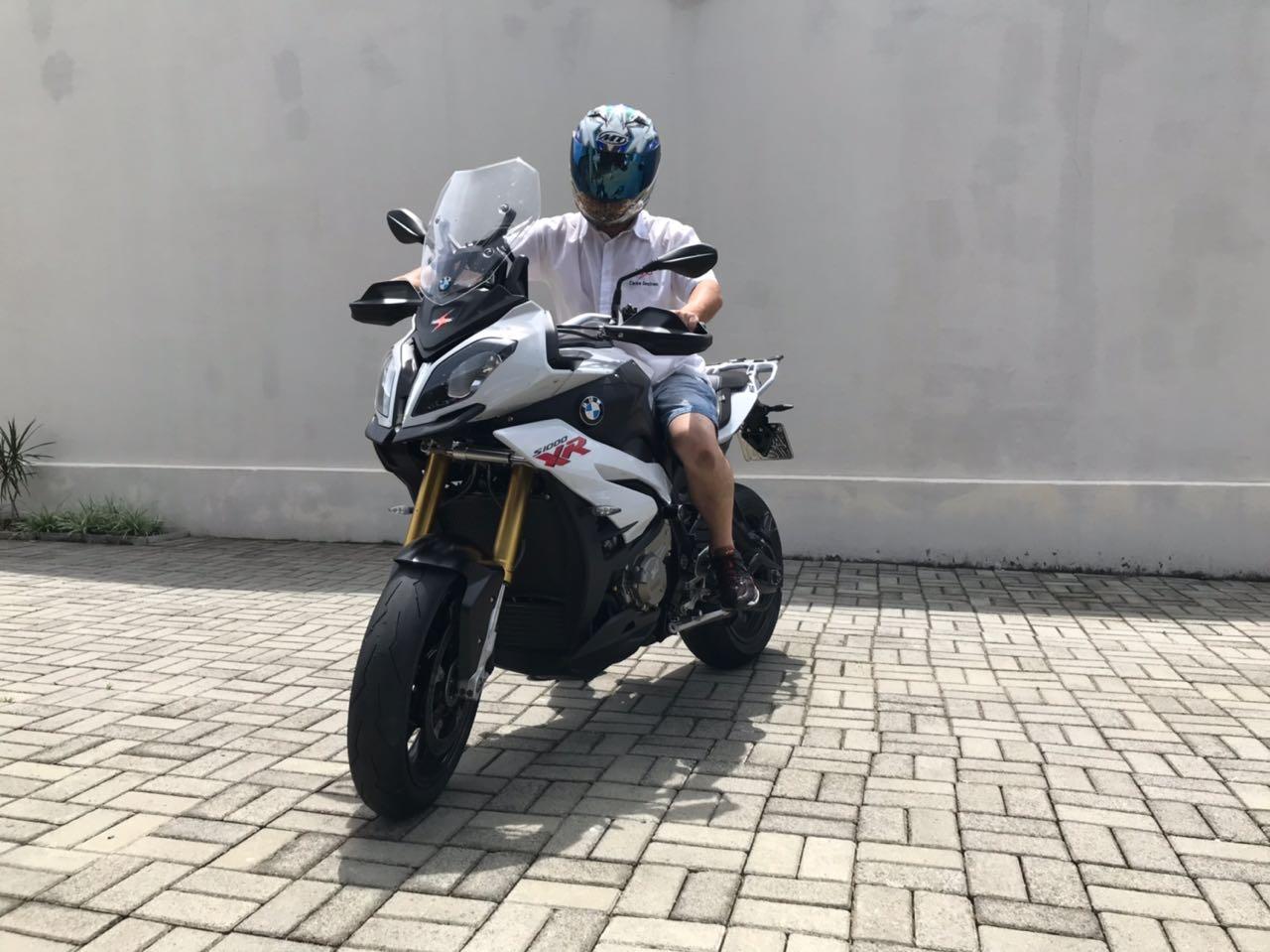 BMW Motorrad S 1000 XR