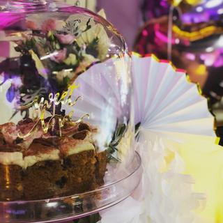 Veganer Carrot-Cake | Candy Bar