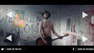 MANOLO PANIC | INTERACTIVE MUSIC VIDEO