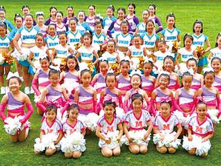Brilliant☆Mermaid & 臨川小学校 Cheerleader