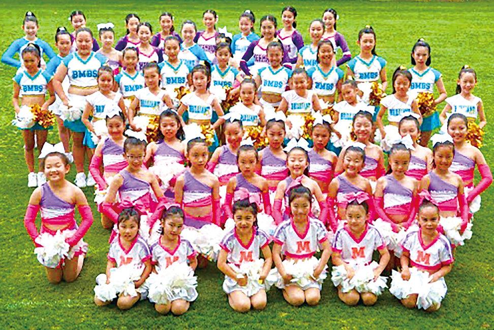 Brilliant☆Mermaid & 臨川小学校 Cheerleader.jp