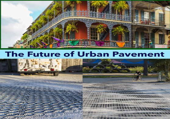Article about Pervious Pavement Requirements in Urban Settings