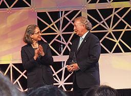 TCA Winning ACI Sustainability Award