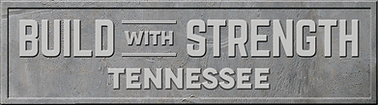Build With Strength Tennssee logo