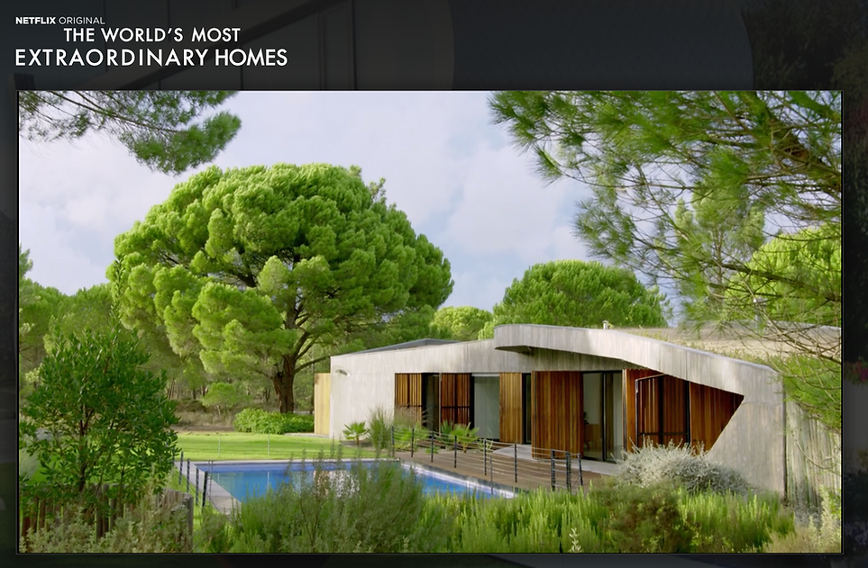Click to see World's Most Extraordinary Homes Show