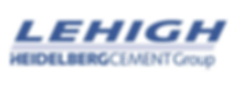 Lehigh Heidelbeg Cement Group sponsorship logo