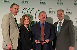 TCA Winning NRMCA's State Association of the Year