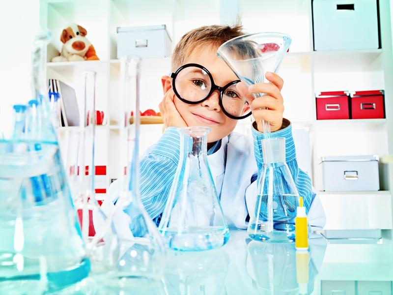 Atelier de science