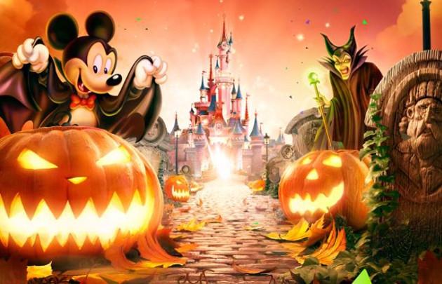 Halloween à Disney