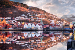 Bergen automne