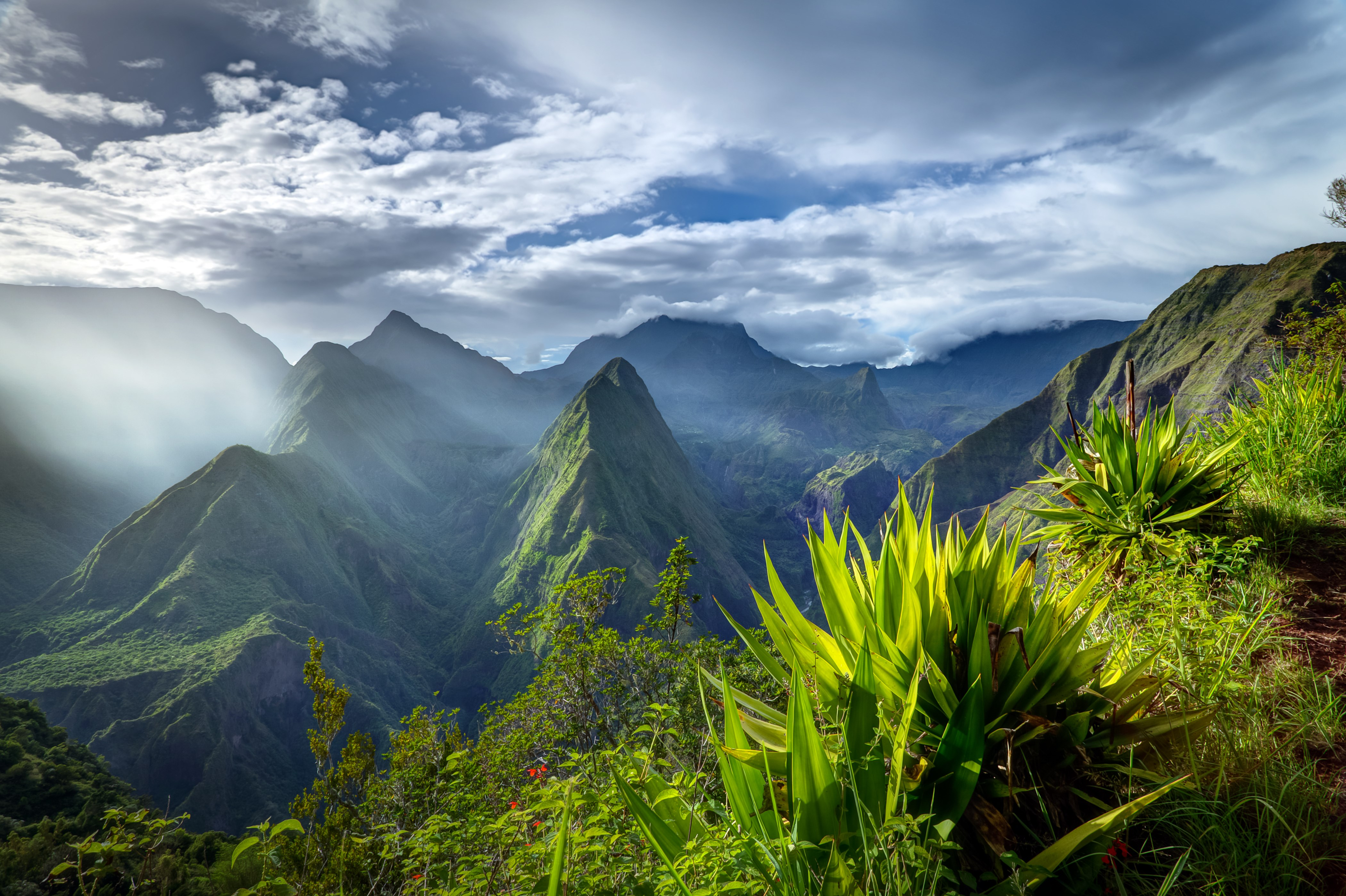 L'envoûtante Réunion