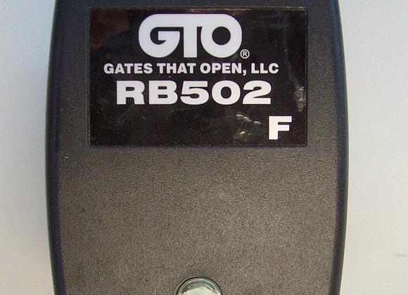 GTO / Linear RB502 Transformer