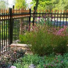 4' Custom  by White Fence Company