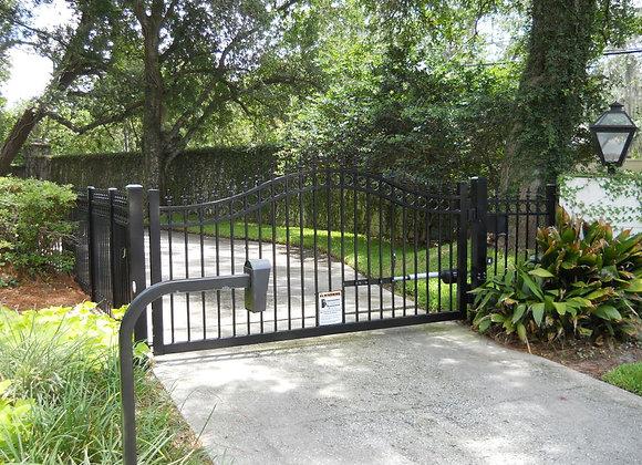 Single Gate System Plan