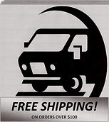 Over $100 free shipping