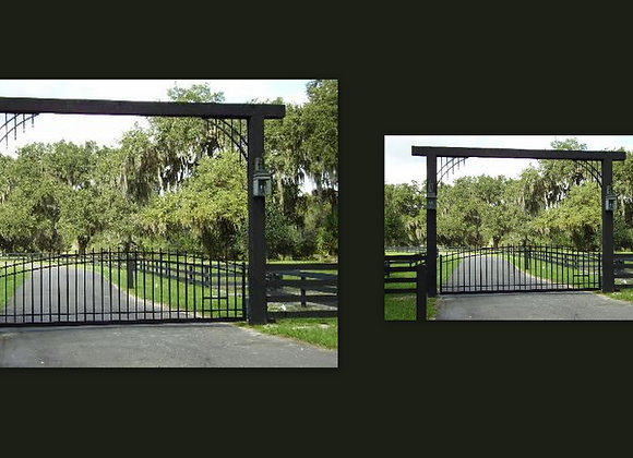 Two Single Gate Systems