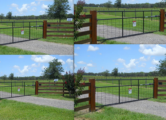 Four Single Gate Systems