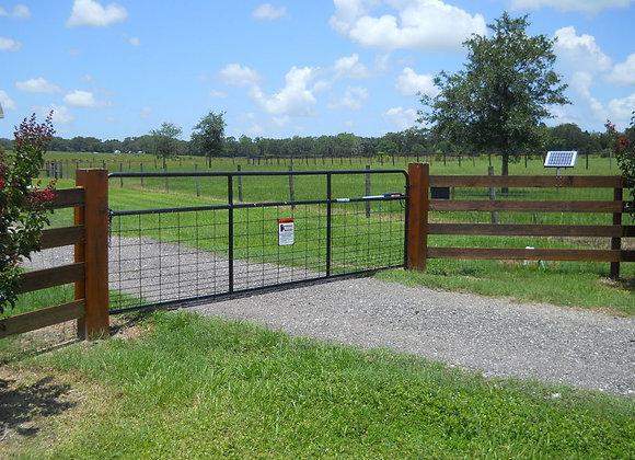 Two Single Gate System Plan