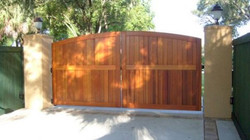 Double Privacy Gate