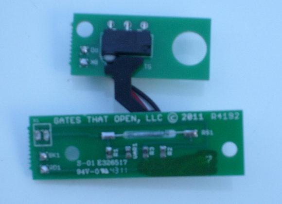 Rev-Counter Board GTO / Linear R4192