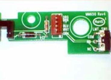 Rev-Counter Board GTO/Linear 3040