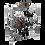 Thumbnail: Kệ dép inox 4 tầng lắp ráp Prota