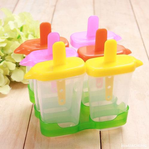 Bộ dụng cụ làm kem 6 que Prota