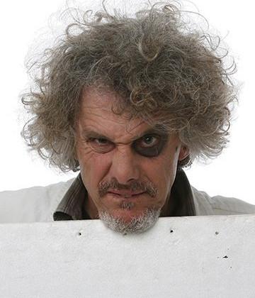 Paolo Migone occhio nero