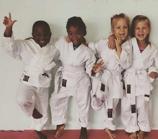 Little Dragon's Karate Class